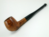 Old West Briar-Straight Apple by Tim West (0060)