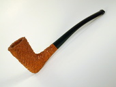 Old West Briar - Rusticated Dublin by Tim West (0038)