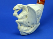 SMS Meerschaums - Dragon by Ramazan (008)