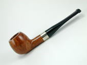 Old West Briar-Straight Apple by Tim West (0059)
