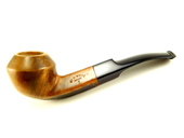 Old West Briar - Quarter-bent Bulldog by Tim West (0068)