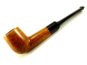 Old West Briar - Straight Billiard by Tim West (0074)